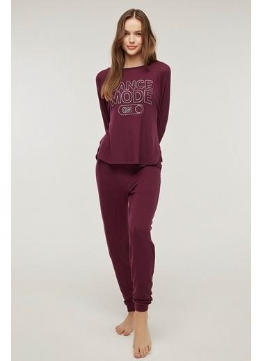 Penti Dance Mode Pijama Takımı Renkli